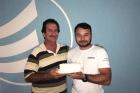 Parabéns Lazaro e Jair