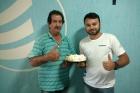 Parabéns Jair e Lazaro