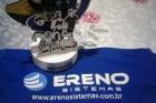 Atleta de Icaraíma fica em primeiro em Maratona de Revezamento em Foz do Iguaçu