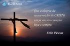 Feliz Páscoa a todos nossos clientes e amigos